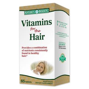 Vitamine pentru par - 65 cpr - NB