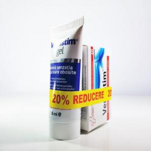 Venostim - 40 cps + Gel Venostim - 100 ml 20% reducere