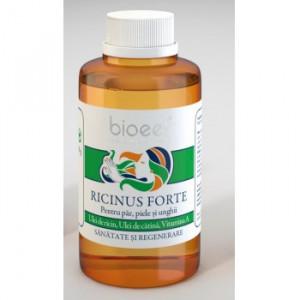 Ricinus Forte (Ulei de ricin, Ulei de catina, Vitamina A) - 80 g