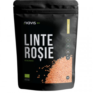 Linte Rosie Ecologica (Bio) 500 g
