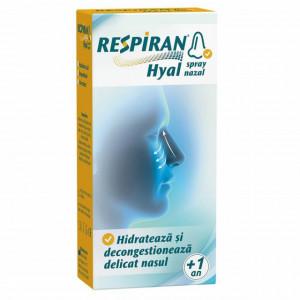 Respiran Hyal spray nazal - 20 ml
