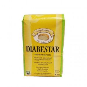 Diabestar Mix pentru paine diabetic - 1 kg