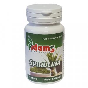 Alga Spirulina 400 mg - 30 tbl