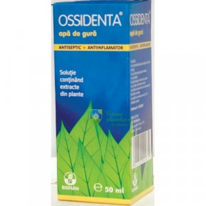 Apa de gura Ossidenta - 50 ml