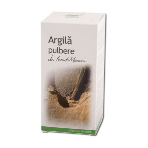 Argila pulbere - 150 g