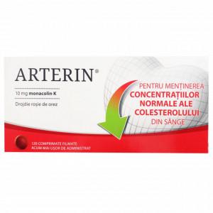 Arterin - 120 cpr