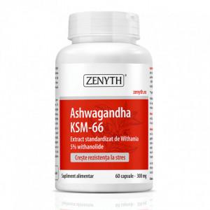 Ashwagandha KSM-66 - 60 cps