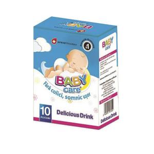 Baby Care Delicious Drink - 10 plicuri