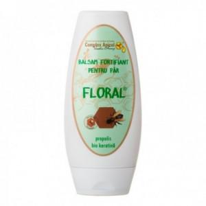 Balsam fortifiant pentru par Floral - 200 ml