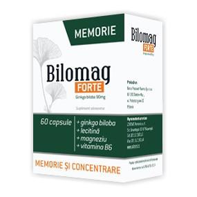 Bilomag Forte Memorie - 60 cps
