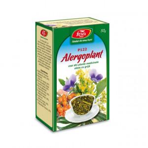 Ceai Alergoplant P122 - 50 gr Fares