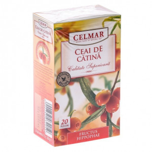 Ceai de catina - 20 plc