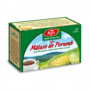 Ceai Matase Porumb U80 - 20 pl Fares