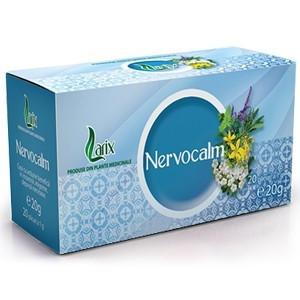 Ceai Nervocalm 20 pl Larix