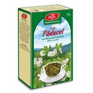 Ceai Paducel cu Flori C39 - 50 gr Fares