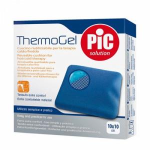 Compresa reutilizabila Thermogel pentru terapie calda/rece 10x10 cm