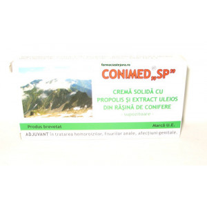 Conimed SP supozitoare 1 g - 10 buc