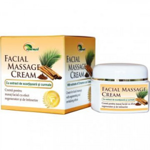 Crema pentru masaj facial - Facial Massage Cream - 40 ml