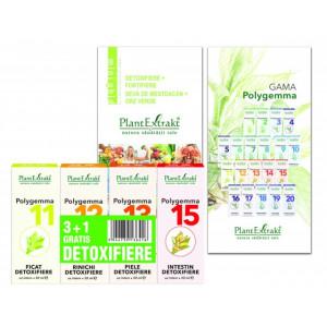 Detoxifiere - Pachet 3 + 1 Gratis