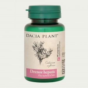 Drenor Hepatic - 60 cpr