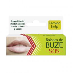 Feminohelp balsam de buze SOS - 7 ml