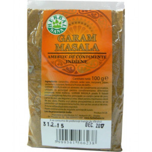 Garam Masala - 100 g Herbavit