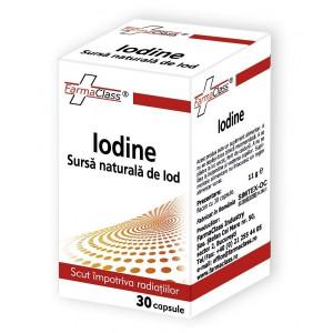 Iodine - 30 cps