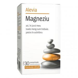 Magneziu formula citrat - 30 cpr
