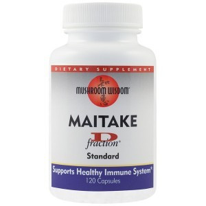 Maitake D-fraction - 120 capsule