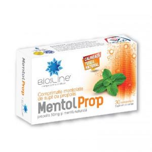 Mentol Prop cu propolis - 30 cpr