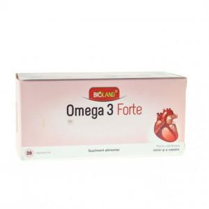 Omega 3 Forte - 28 cps