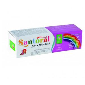 Pasta de dinti Santoral Zana Maseluta - 40 ml