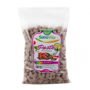 Paste integrale din grau scoici - 300g