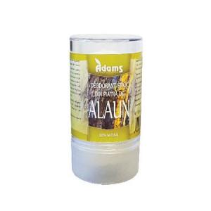 Piatra de alaun - 120 gr (deo-stick)