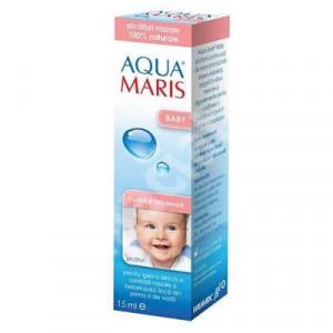 Picaturi nazale Aqua Maris Baby - 15 ml
