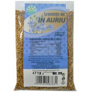Seminte de in auriu - 100 g