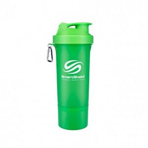 Shaker SmartShake slim verde 500 ml