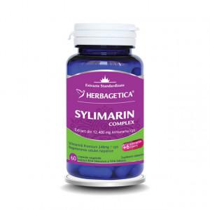 Silymarin 80/50 Detox Forte - 60 cps