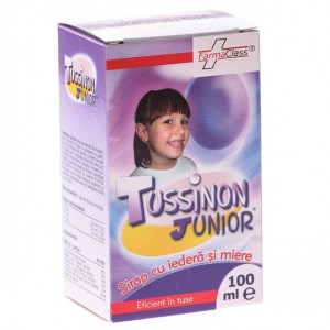 Sirop Tussinon Junior - 100 ml