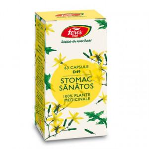 Stomac sanatos, D49 - 63 cps Fares