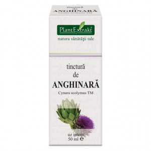 Tinctura de anghinara ( CYNARA SCOLYMUS TM ) 50 ml