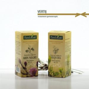Tratament naturist - Vertij (pachet)