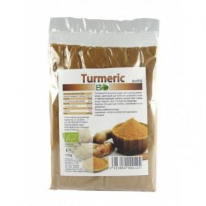 Turmeric pudra BIO - 100 g