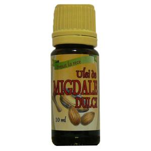 Ulei de Migdale dulci presat la rece - 10 ml