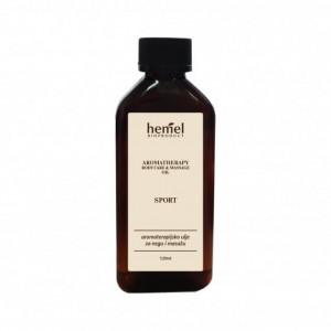 Ulei revitalizare si masaj - Sport - Hemel - Body Care & Massage Oil 120 ml