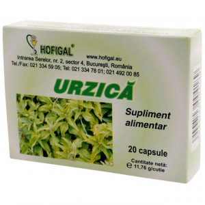 Urzica - 20 cps Hofigal