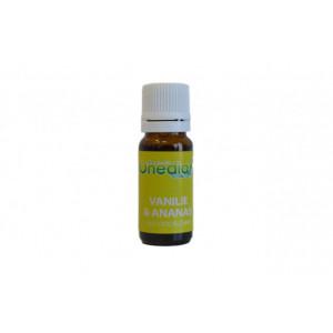 Vanilie si Ananas Ulei odorizant - 10 ml