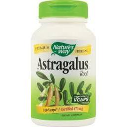 Astragalus 470mg - 100 capsule vegetale
