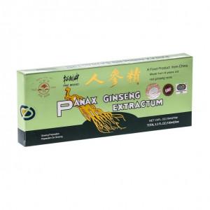 Panax Ginseng 10 fiole