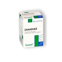 Zaharina - 100 cpr Bioeel